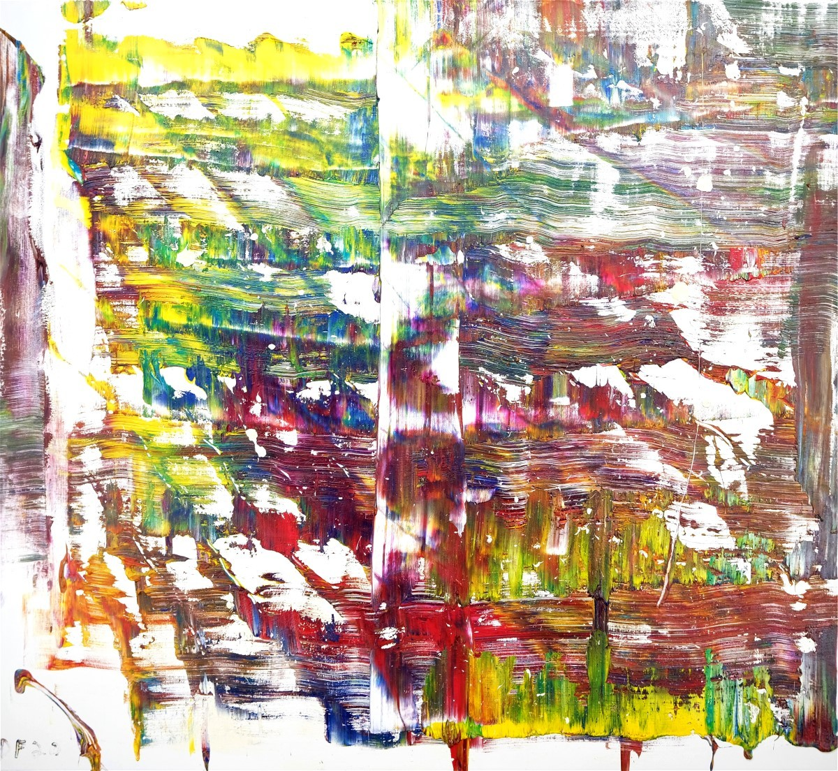 Artist David A. French : Paintings and Works on Paper